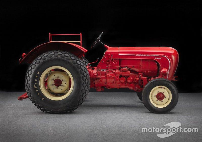 Tracteur Porsche 1959