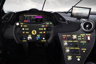 Ferrari 488 Challenge Evo, detail