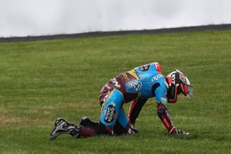Caída de Xavi Vierge, Marc VDS Racing