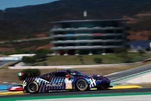 #60 Kessel Racing Ferrari F488 GTE: Sergio Pianezzola, David Perel, Andrea Piccini