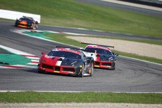 #84 Ferrari 488 Challenge, Octane 126: Bjorn Grossmann