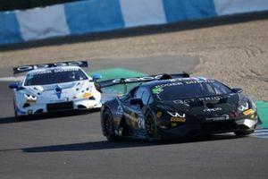 #278 Huracan Super Trofeo Evo, True Visions Motorsport: Suttiluck Bunchareon