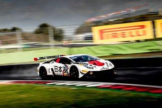 #519 JPN Orange 1 FFF Racing Team Lamborghini Huracan GT3: Hiroshi Hamaguchi, Ukyo Sasahar