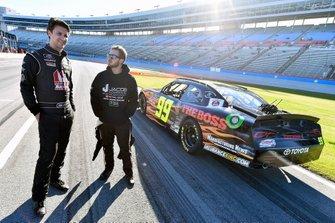 Josh Bilicki, B.J. McLeod Motorsports, Toyota Supra The BOSS and Quinn Houff
