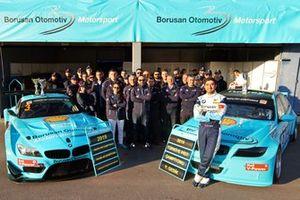 Super grup şampiyonu Yağız Gedik, Borusan Otomotiv Motorsport