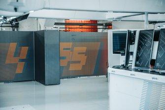 Garage van McLaren