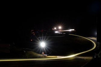 Road Atlanta bei Nacht