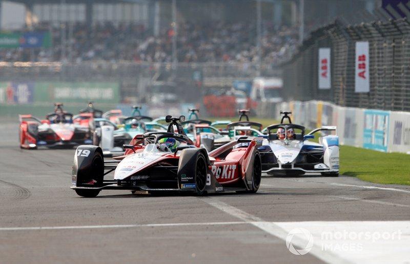 Felipe Massa, Venturi, EQ Silver Arrow 01 Maximilian Günther, BMW I Andretti Motorsports, BMW iFE.20