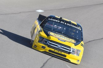 Grant Enfinger, ThorSport Racing, Ford F-150 Protect the Harvest/Curb Records