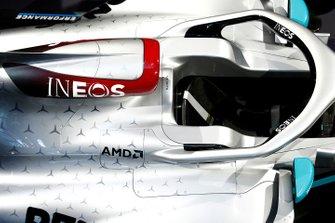 Livrée Mercedes 2020