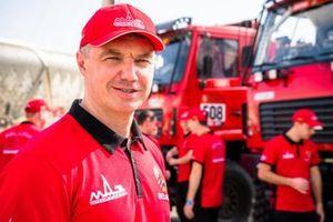 Sergey Viazovich, MAZ SPORTauto