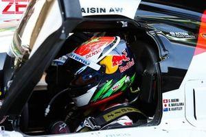 #8 Toyota Gazoo Racing Toyota TS050 - Hybrid: Brendon Hartley