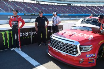 Anthony Alfredo, DGR-Crosley, Toyota Tundra STEELSMITH / JDRF