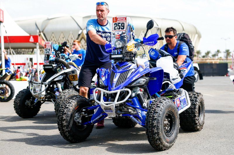 #259 Drag'on Racing Yamaha: Axel Dutrie