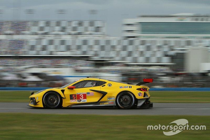 #3 Corvette Racing Corvette C8.R: Antonio Garcia, Jordan Taylor, Nicky Catsburg