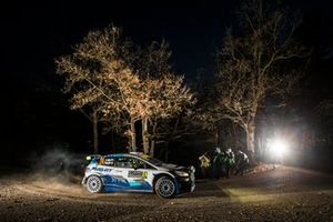 Rhys Yates, James Morgan, M-Sport Ford WRT Ford Fiesta R5