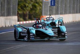 Mitch Evans, Jaguar Racing, Jaguar I-Type 4, James Calado, Jaguar Racing, Jaguar I-Type 4