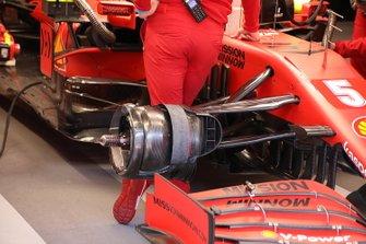 Ferrari SF1000 brake