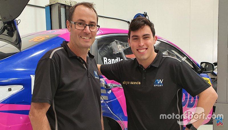 Matthew White and Thomas Randle
