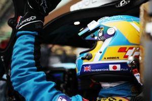 #42 Cool Racing Oreca 07: Antonin Borga