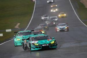 #7 Konrad Motorsport Lamborghini Huracan: Axcil Jefferies, Michele Di Martino