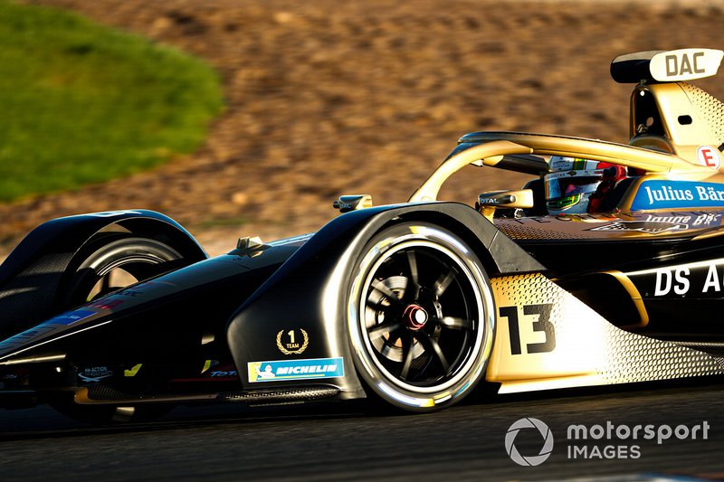 4º Antonio Felix da Costa, DS Techeetah, DS E-Tense FE20 (1:15.293)