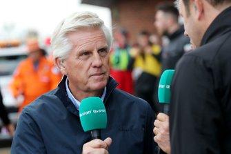 Steve Rider - ITV