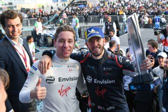 Robin Frijns, Virgin Racing, Sam Bird, Virgin Racing, 1° classificato
