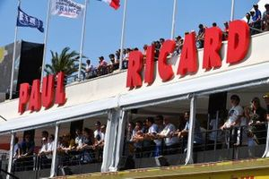 Paul Ricard atmosphere
