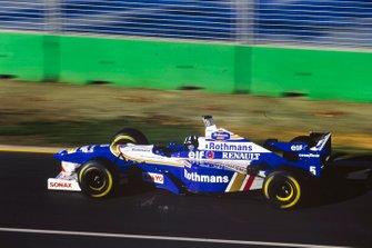 Дэймон Хилл, Williams FW18 Renault