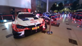 BMW M4 DTM - Robert Kubica