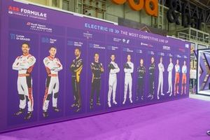 Formula E display