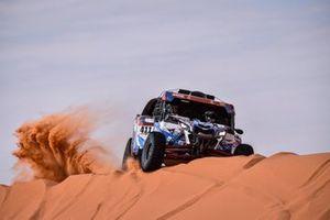 #411 SNAG Racing Team BRP: Sergei Kariakin, Anton Vlasiuk