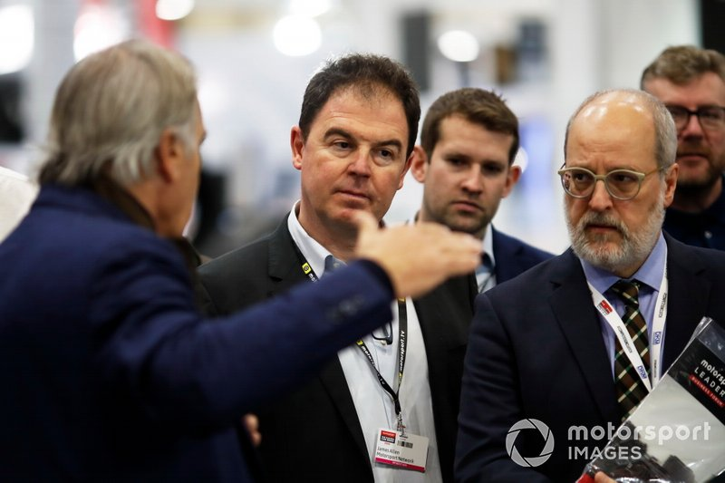 James Allen, President, Motorsport Network