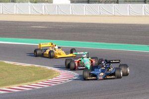 Lotus78, Benetton B190, Lotus101