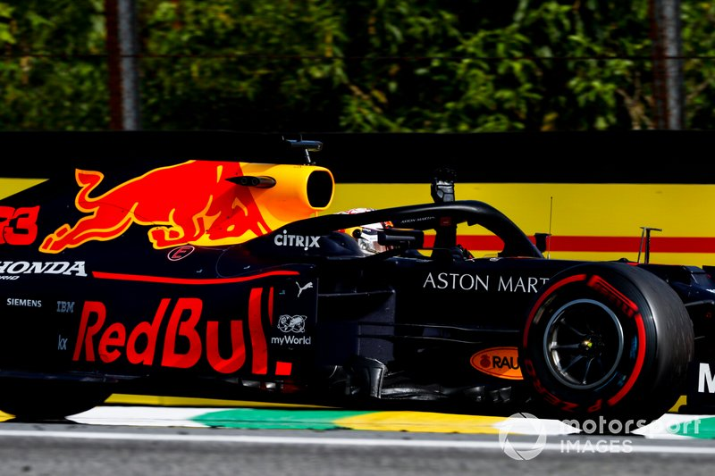 Racewinnaar Max Verstappen, Red Bull Racing RB15
