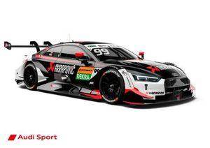 Audi RS 5, Mike Rockenfeller