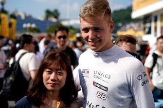 Ян Эрлаше, Cyan Performance Racing Lynk & Co