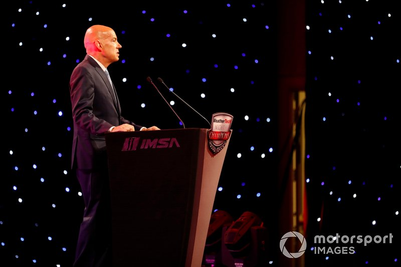 IMSA CEO and President Scott Atherton
