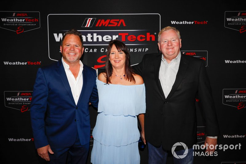 #86 Meyer Shank Racing w/ Curb-Agajanian Acura NSX GT3, GTD: Michael Shank, Jim Meyer