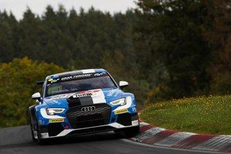 #801 Audi RS3 LMS: Håkon Schjærin, Kenneth Østvold, Anders Lindstad
