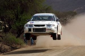 David Higgins, Mitsubishi Lancer