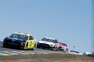 Matt DiBenedetto, Wood Brothers Racing, Ford Mustang Menards/Knauf
