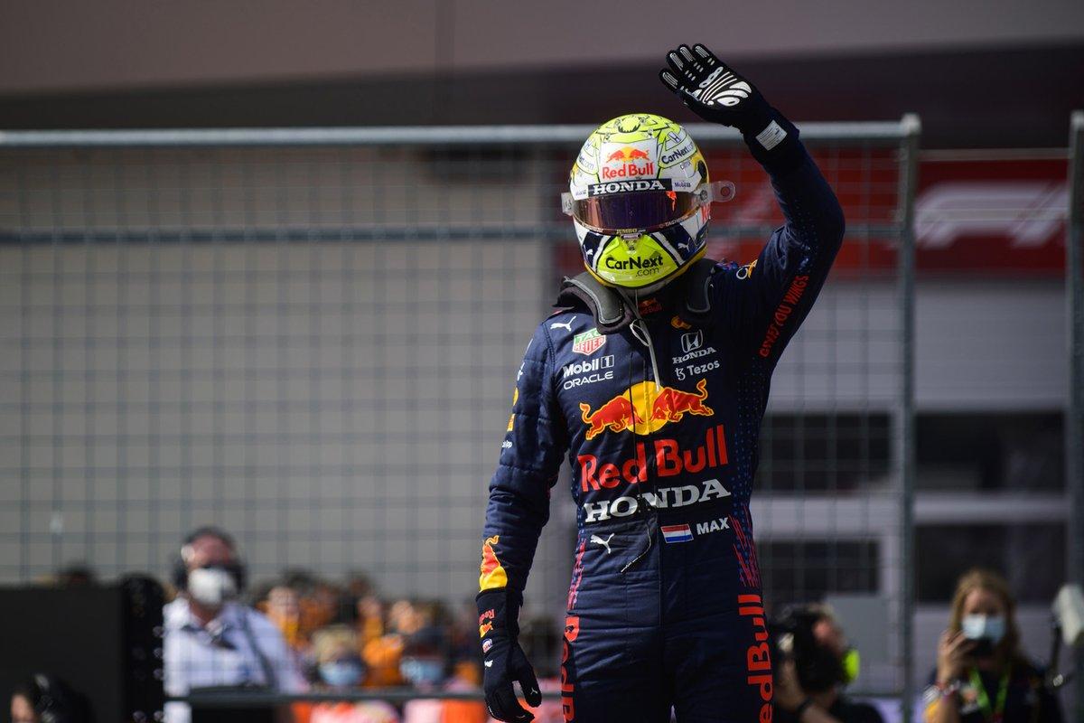 Max Verstappen: 1 Grand Chelem