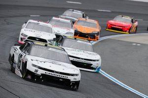 A.J. Allmendinger, Kaulig Racing, Chevrolet Camaro Hyperice, Justin Haley, Kaulig Racing, Chevrolet Camaro LeafFilter Gutter Protection