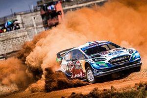 Adrien Fourmaux, Renaud Jamoul, M-Sport Ford WRT Ford Fiesta WRC