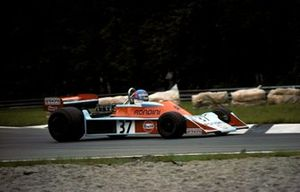 Alessandro Pesenti-Rossi, Scuderia Rondini Tyrrell 007