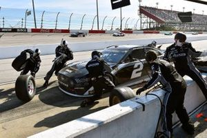 Brad Keselowski, Team Penske, Ford Mustang Freightliner