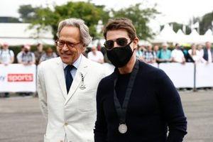 Lord March y Tom Cruise