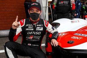 Polesitter #7 Toyota Gazoo Racing Toyota GR010 - Hybrid: Kamui Kobayashi